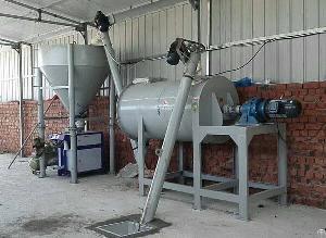 powder mixer blender mixing