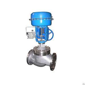 zjhp pneumatic seated globe control valve