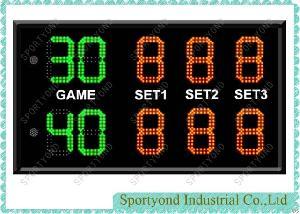 Electronic Digital Led Tennis Scoreboard