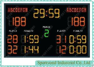 Handball Electronic Digital Scoreboard