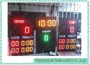 Handball Led Scoring Board Display, Electronic Scoreboards Factory, Digital Scorer Supplier