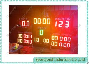 hockey electronic led scoreboard