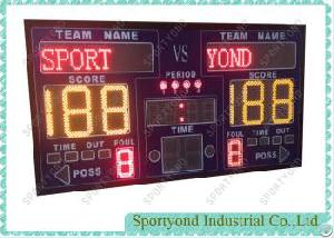 Multi-sports Electronic Scoreboard, Game Scorer Card, Led Digital Scoring Sign