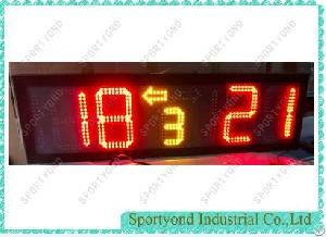 Small Scoreboard For Electronic Digital Portable Led Scorer Card