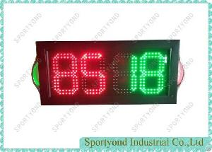 Two-sided Electronic Player Substitution Board, Led Change Board Display