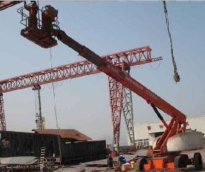 Chinese Leading Aerial Boom Lift-20m