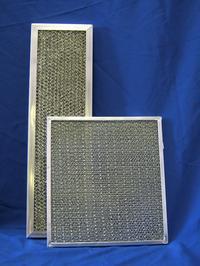 cooker hood chimney aluminum mesh filters