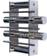 Magnetic Filter System, Permanent Magnetic Filter