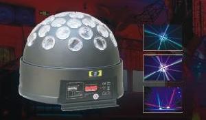 Led Crystal Magic Ball Light Quartz Light