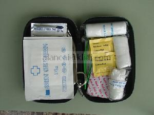 Eva Material First Aid Box And Kit For Car And Auto