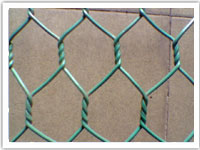 Pvc Coated Hexagonal Wire Mesh For Sale