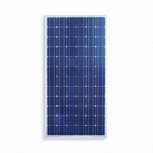 Monocrystalline Silicone Solar Panels With 29.28v Open-circuit Voltage And 100w Power