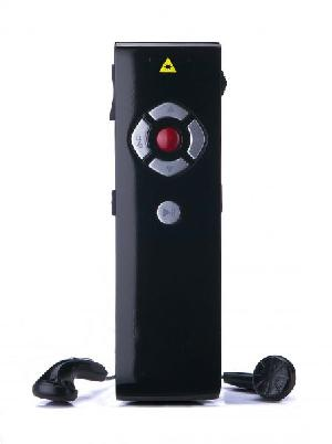 V-920 Wireless Presenter With Mp3 And Voice Recorder