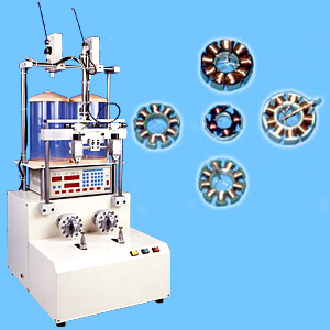 sw 858 stator winding machine