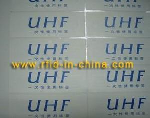 Uhf Rfid Label-01