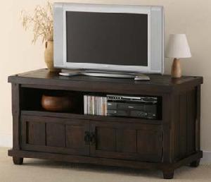 Sheesham Wood Tv Dvd Cabinet, Video Unit, Entertenment Storage, Hall Furniture