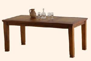 Wooden Dining Table Manufacturer, Exporter, Wholesaler, Indian Mango Wood Furniture