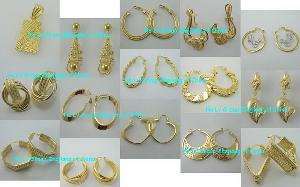 Supply And Customize Various Brass Jewelry