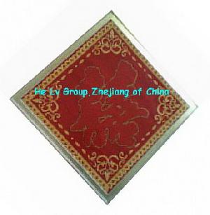 Supply And Customize Various Chinese Wedding Embroidery Happiness