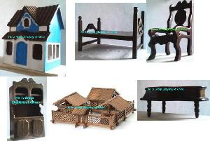 Sell And Produce Various Dollhouse Miniature Toys