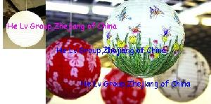 Sell And Produce Various Paper Lantern