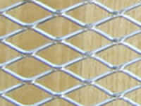 Expanded Metal Pattern Mesh