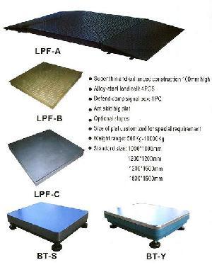 Lpf Floor Scale