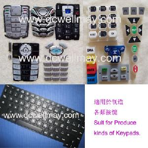 Silicone Rubber For Types Of Keypads