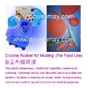 Silicone Rubber For Molding (for Food Use)