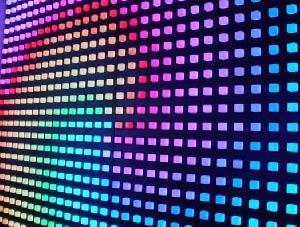 Led Curtain Screen
