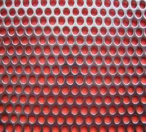 perforated stanless steel mesh ss304 304l 316 316l
