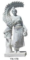 stone sculpture marble statue
