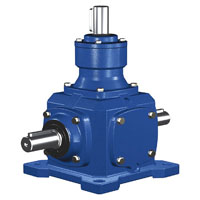 Bevel Gear Turning Machinery Series Gearbox