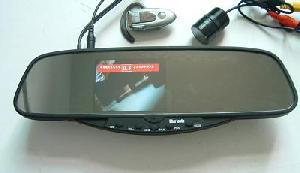 music 3 5 tft monitor display bluetooth handsfree car kit wireless fm earpiece camera