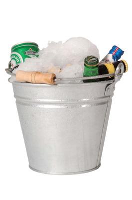 ice bucket champagne beer buckets