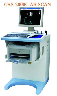 b scan cas 2000c