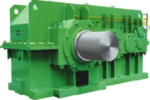 huge industrial gearbox gear reducer units mill cement