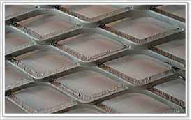 Expanded Metal Mesh For Construction, Machine, Filter