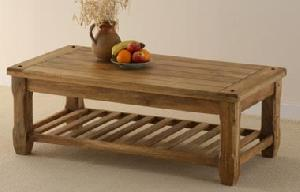 Mango Wood Coffee Table, Table For Hall, Living Room Furniture