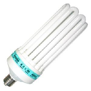 200watt Cfl, Tinggi Wattage Bohlam, Lampu Neon Kompak, E39 7300lumen