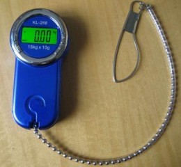 Digital Fishing Scale With Backlight Capacity 5kg