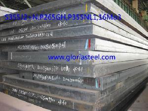 Q345r Pressure Vessel Steel Plate Offering From Gloria Steel Limited