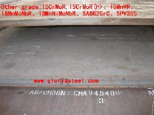 x65 steel plate gloria