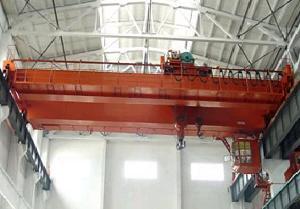 Overhead Crane Qd Model Double Beam Overhead Crane
