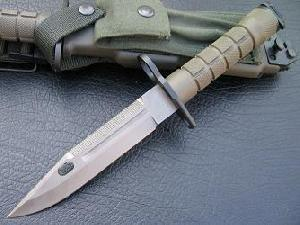 survival knife amy