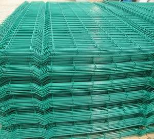 Vinyl Coated Welded Wire Panels / Pvc Coated Wire Panels