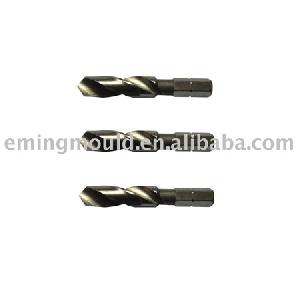 Twist Drills With 1 / 4 Inch Bit Shank, Din 338, Cutting Tools