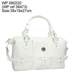 Fashion Design Pu Women's Handbag