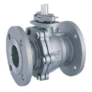 316 Stainless Steel Flanged Ball Valve