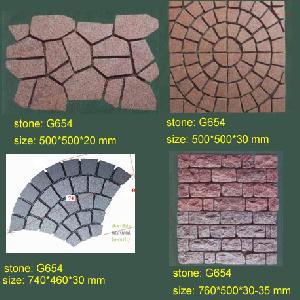 G603, G636 Paving Stone